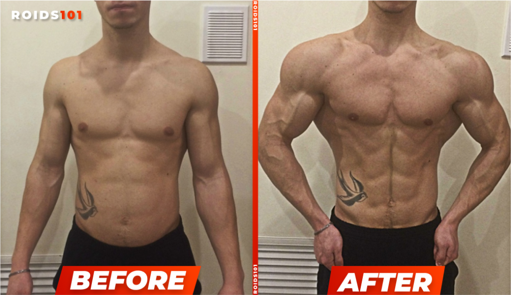 superdrol before and after